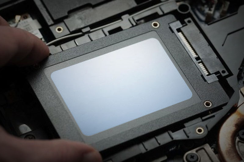 Vgradnja SSD diska